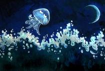 jellyfish von Anna Ivanova