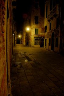 Venice alley way von Brian  Leng