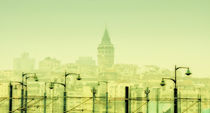 Galata tower by doppelganger .