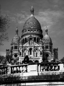 Sacré Coeur by Jack Knight