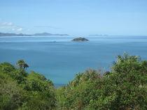 Australien - Blick von Hamilton Island von Baerbel Nitychoruk