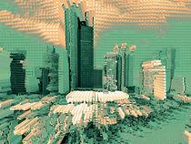 Skyline Frankfurt von Thomas Brandt