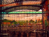 Hauptbahnhof Berlin by Thomas Brandt