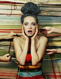 Wool whisper by Ausra Osipaviciute
