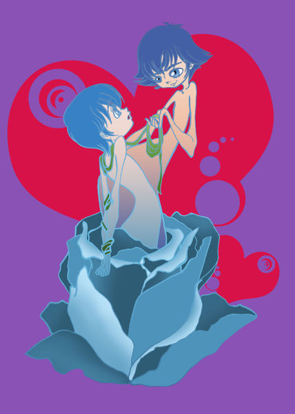 Kaoru-miki-kozue-paint