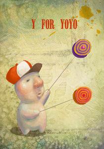 """""""Y for YoYo"""" von Koanne Ko"""