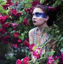 roses and lines von Kolya Korzh