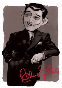 Clark Gable von Christian S