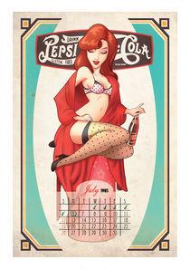 Sexy Calendar by Christian S
