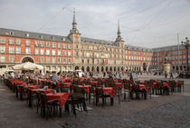 Plaza Mayor by Roland Spiegler