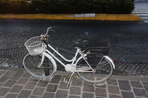 The white bike.  von Gordan Bakovic