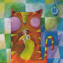 Cat von Alex Pelayo