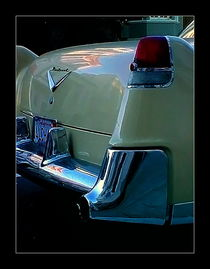 Cadillac back by George  Taylor