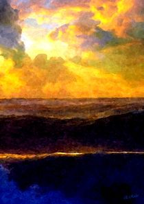 Landscape NO2 by Eckhard Röder
