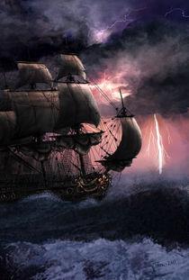 Rough Seas von Tina Engström