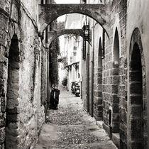The Streets of Rhodes von Martin Krämer