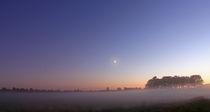 Wenn Nebel auf den Wiesen liegen by Wolfgang Dufner