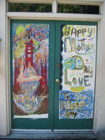 Muttertags Gruß aus USA von Baerbel Nitychoruk