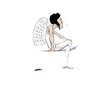 Angelic Reflection - fancyhat by Filip Zywica