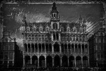 Bruxelles by Maximiliano Galain