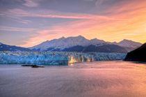 Sunrise & Hubbard Glacier by Luis Henrique de Moraes Boucault