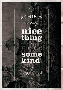Behind nice things von Andre Santana