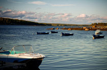 Boats by Andrey Lavrov