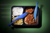 TV Dinner #2 by Nicolle Clemetson