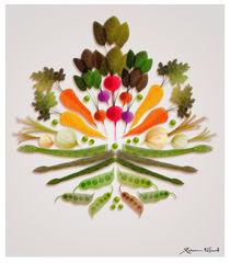 Veggie-mania! by Rebecca Elfast
