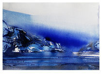 Blue by Rebecca Elfast