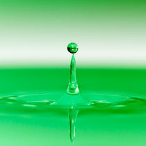 green drop von Waldemar Moll