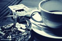Coffee and cigarettes by Dmitry Kurash