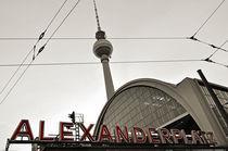 Berlin Alexanderplatz by Jens Uhlenbusch