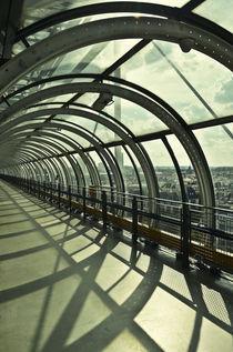 Centre Pompidou (3) by Renate Reichert