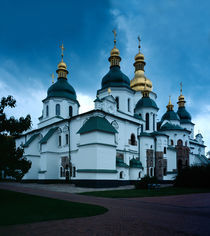 St. Sophia orthodox Cathedral by tolokonov