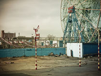 Coney Island. by Darren Martin