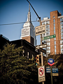 Empire State Building by Darren Martin