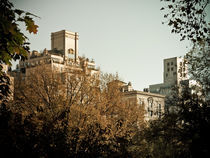 Central Park View von Darren Martin
