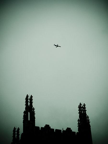 Plane-church