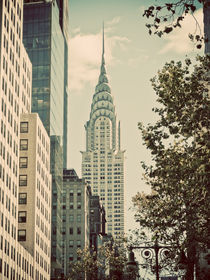 Chrysler Building by Darren Martin