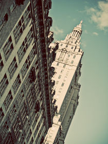 Upper west side architecture by Darren Martin