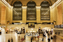 GRAND CENTRAL TERMINAL by Darren Martin