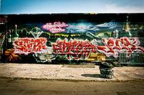 Brooklyn Wall 4 von Camille garcia
