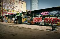 Brooklyn Wall 3 von Camille garcia