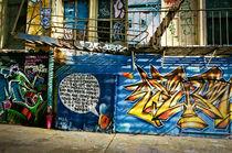 Brooklyn Wall 2 von Camille garcia