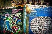 Brooklyn Wall von Camille garcia