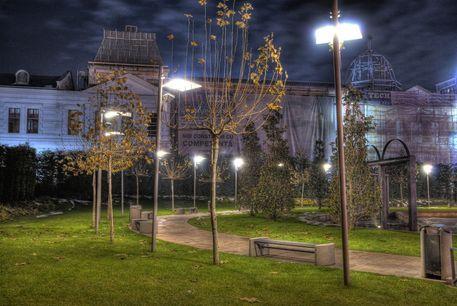 Bucharest-blue-moon