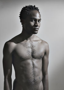 African Man by Carmen Davila
