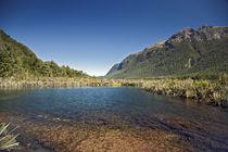 Lake Gunn by michal gabriel