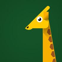 Giraffe by virkelyst